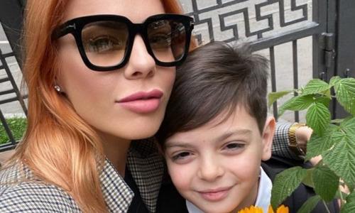 «И все-таки он от Киркорова»: Анастасия Стоцкая опубликовала фото сына и в очередной раз пожалела об этом
