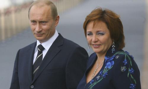 Мама, супруга, дочери. Любимые женщины Владимира Путина