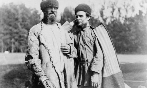 Зачем русские крестьяне пили бычью кровь