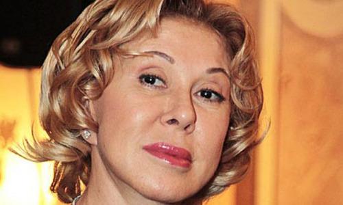 «Только что узнала о смерти бывшего мужа»: Успенская сообщила трагическое известие