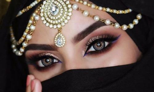 Вы упадете! Как выглядят арабские жены дома без хиджаба