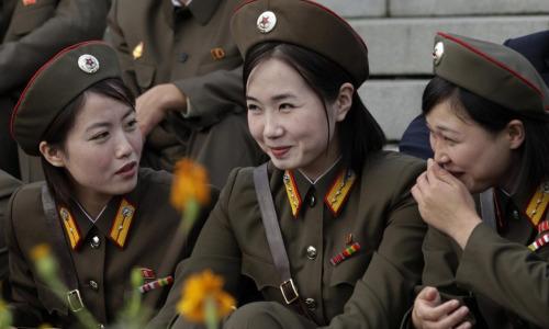 Женщины Северной Кореи: как они живут