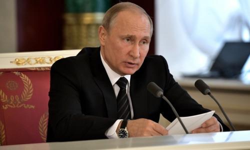 Владимир Путин поставил точку с пенсиями россиян