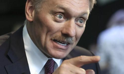 """""""Я - Песков!"""" Пресс-секретаря Путина не пустили на каток!"""
