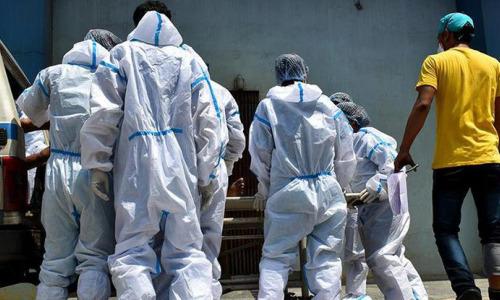 Неизвестная болезнь в Индии: число зараженных стремительно растет