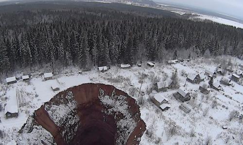 Соликамск: почему этот город рискует исчезнуть с лица земли за считанные секунды
