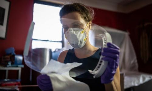 Популярный способ защиты от коронавируса признан бесполезным