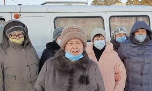 Чиновники отругали жителей деревни за жалобу Путину