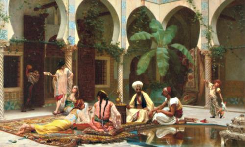 Как живут жены арабских шейхов после развода