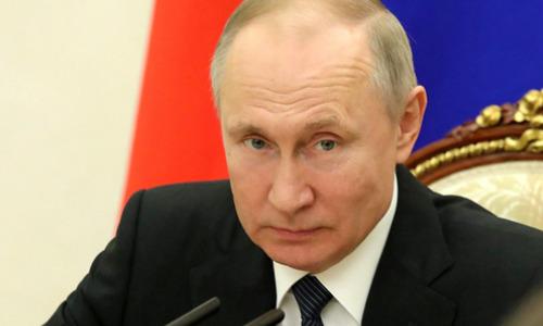 Пример Байдена не заставит Владимира Путина привиться от коронавируса