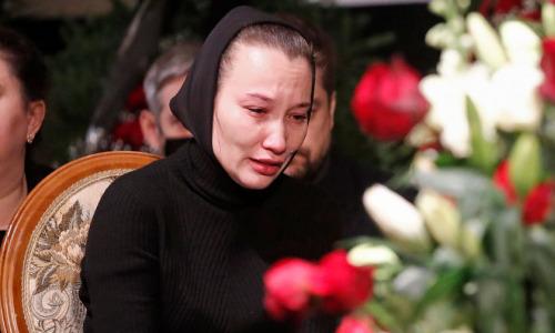 Жди беды: колдун Бесов прямо у гроба предупредил молодую вдову Грачевского о скорой смерти
