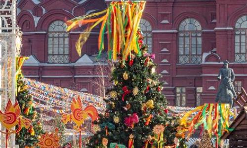 Какого числа начинается Масленица в 2021 году в России