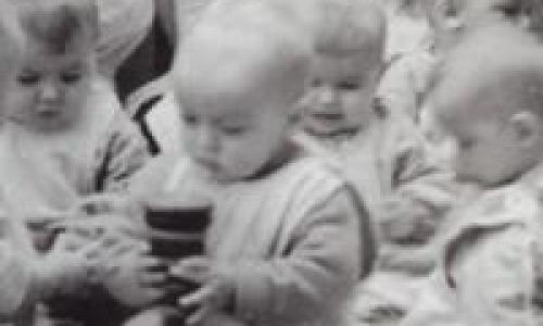 Как в СССР женщины определяли пол будущего ребенка по лицу матери