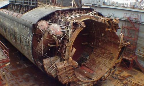 Что на самом деле произошло с подводной лодкой «Курск»