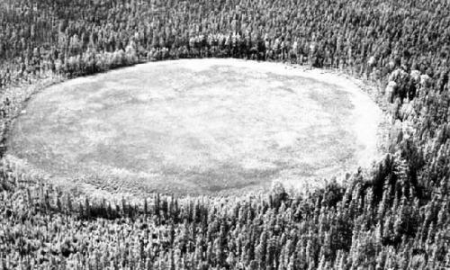 «Чертова поляна» в Красноярском крае: почему это место считается одним из самых опасных в России