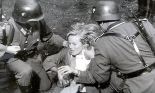 Вот что делали фашисты с пленными русскими девушками! Шокирующие факты