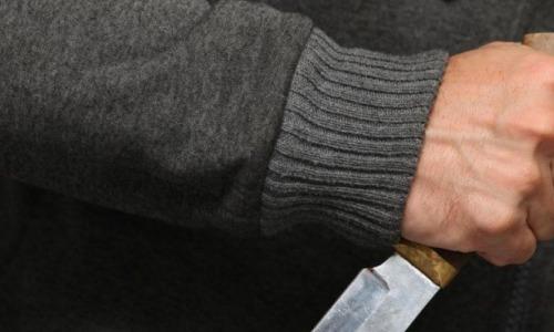 Актер из популярного сериала «След» напал на военного с ножом