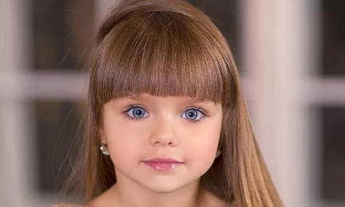 В 6 лет её признали самой красивой в мире! Как выглядит сегодня