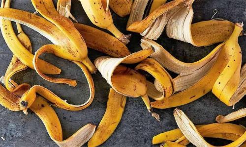 Когда увидел, где и как жена использует банановую кожуру, пошел и купил еще несколько кг бананов