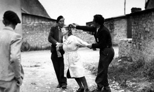 Что было уготовано женщинам в оккупации