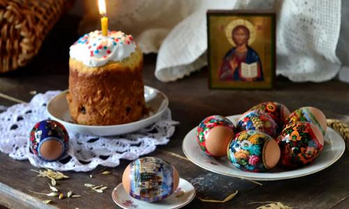 Пасха-2021: что нужно святить в церкви