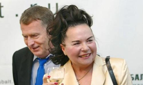 Жириновский: Кто его жена и как выглядела и выглядит сейчас
